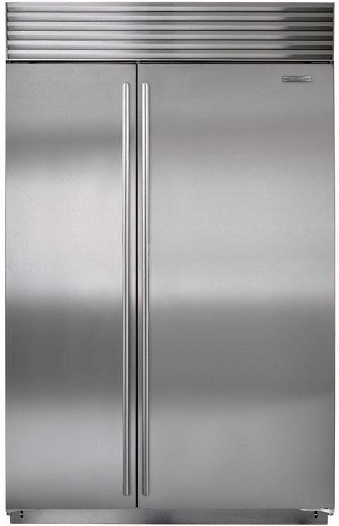 """Refrigerador/congelador clásico de 48"""" side-by-side  SUB ZERO  mod. BI48SSTH"""