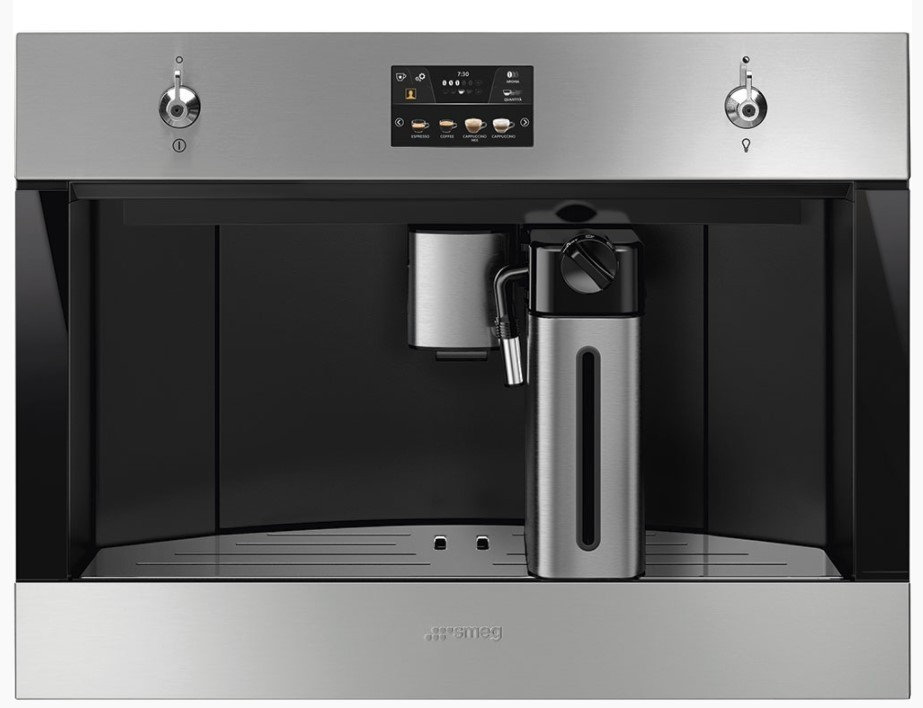 Cafetera empotrable Smeg CMSU4303X