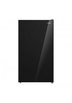 Frigobar cristal negro  4 pies TEKA  RSR10520GBK