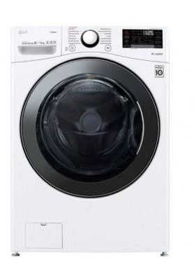 Lavasecadora  blanca  20 Kg/ 11 Kg  LG WD20WV2S6