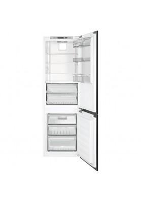 Refrigerador panelable 60cm Smeg CB300U