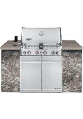Asador empotrable Weber Summit S-460